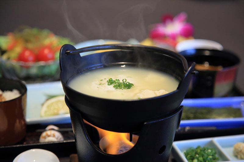 ゆし豆腐膳